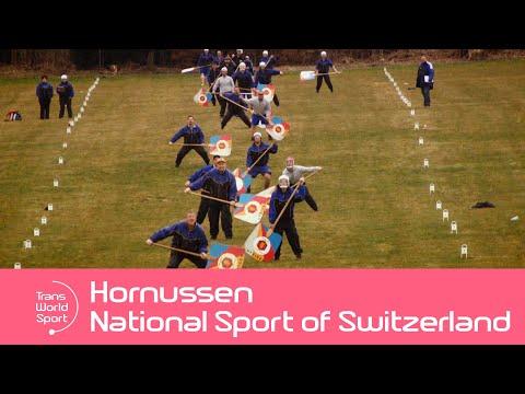 Hornussen | National Sport of Switzerland | Trans World Sport