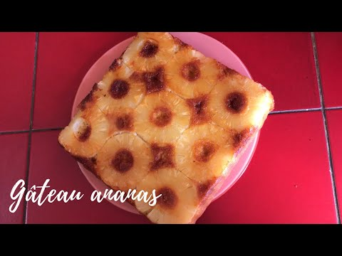 recette-exotique-facile-:-gÂteau-À-l'ananas