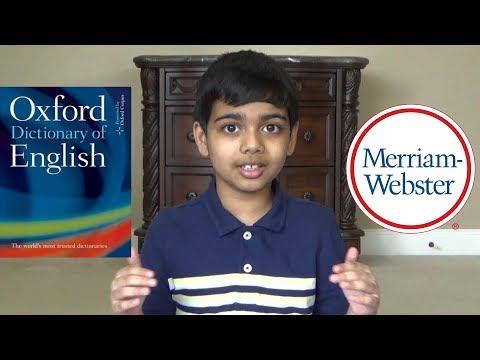 The Short History of English Dictionaries
