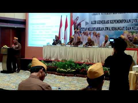 Kongres ke Xl Legiun Veteran Republik indonesia,komisi A,B,C dan D