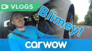 Crazy seat belt shock - Volvo S90 | Mat Vlogs