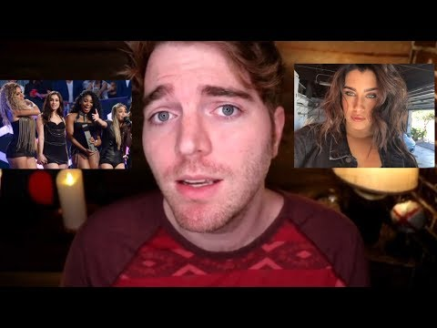 Shane Dawson talks about Lauren Jauregui and Fifth Harmony contract