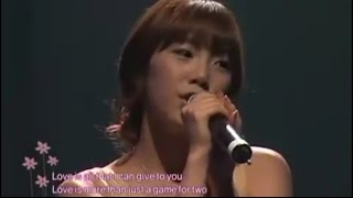151002 [HD] SNSD-TaeYeon: L.O.V.E+Goodbye Days @ TaeYeon