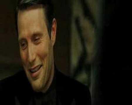 Le Chiffre, Je t'aime...