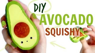 Watch this video to see how to make your very own avocado squishy!!...