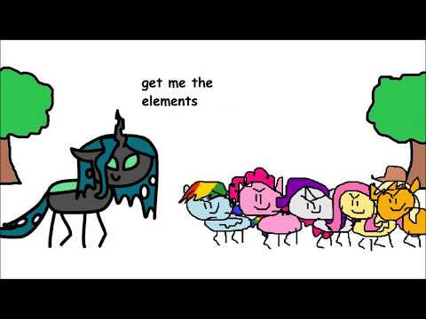 """MLP Season 8 In a Nutshell: Ep. 13 """"The Mean 6"""""""