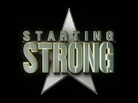 Starting Strong Season 2: Episode 2- 31D Criminal Investigations Special Agent
