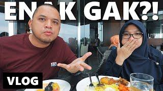 REVIEW SARAPAN DI INTERCONTINENTAL HOTEL BANDUNG DAGO PAKAR Vlog Bandung