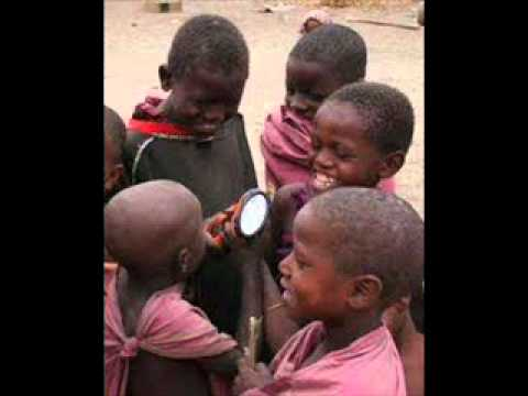 We are the world - Africa kids (very sad)
