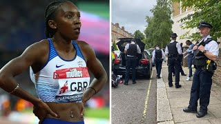 video: British sprinter Bianca Williams speaks to lawyers after accusing police of racial profiling in stop and search