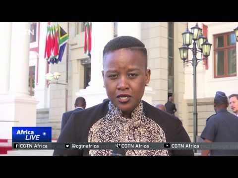 Security high as President Jacob Zuma delivers key speech