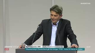 Vereidigung von Annegret Kramp-Karrenbauer - Sondersitzung des Bundestages mit Aussprache