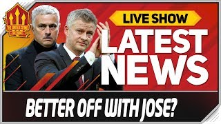 Solskjaer Worse Than Mourinho? Man Utd News Now