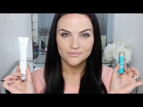 MARCELLE CITY TINTED CREAM & CONCEALER REVIEW
