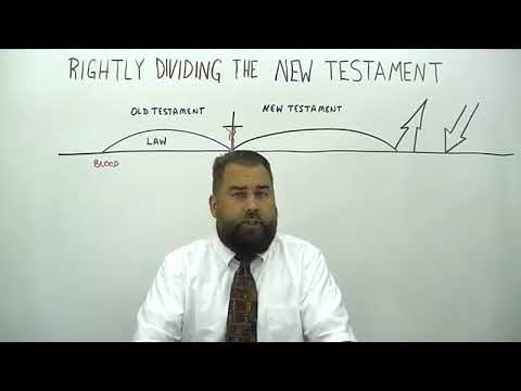 Rightly dividing the New Testament - Robert Breaker