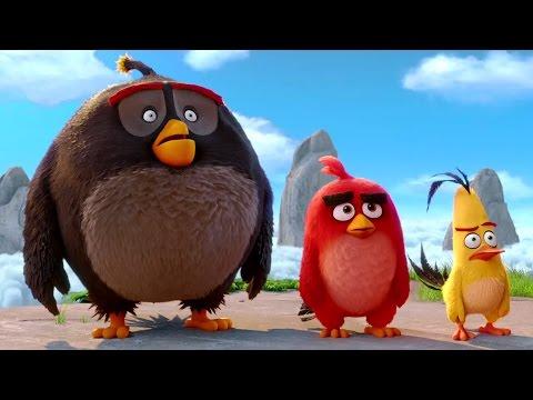 Сердитые Птички - Angry Birds в Кино -Трейлер (2016) HD