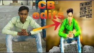 ||PicsArt editing /Photo tutorial HD photo/ and easy Hindi mai||