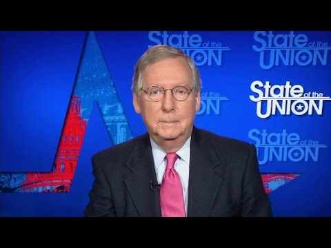 Senate Majority Leader Mitch McConnell on State of the Union