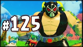 LEGO Dimensions - LBA - Bane Runs Like A Beast! EPISODE 125