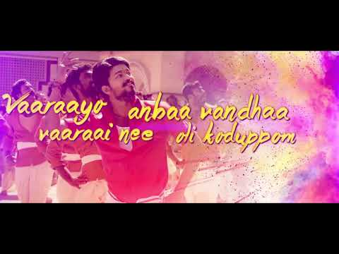 Aalaporan Tamizhancut song