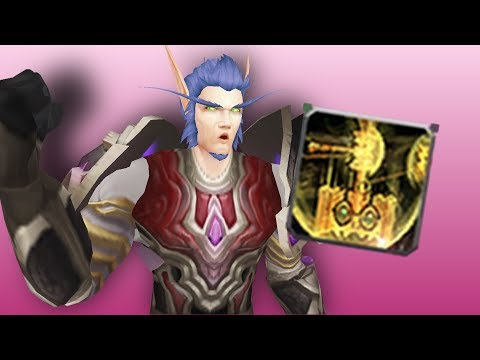 PALADINS Might Be BUSTED! (5v5 1v1 Duels) - PvP WoW: Battle For Azeroth 8.0.1