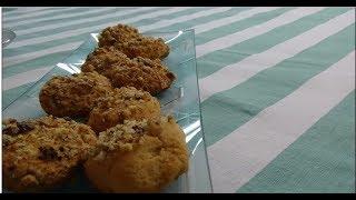 Biskota me Arra - Biscuits with Walnuts