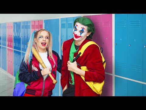 Супергерои в колледже / 18 забавных и неловких ситуаций