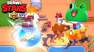 Brawl Stars - Gameplay Walkthrough Part 126 - LEONARD Carl vs All Brawlwers (iOS, Android)