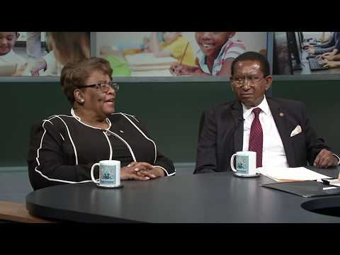 Education Matters Episode 35 Rep. Rosa Gill, Sen. Floyd McKissick Jr  7/29/17