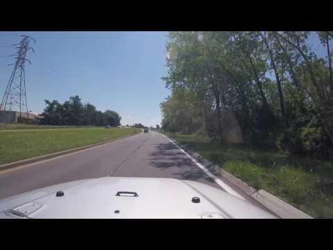 Driving from Niagara Falls to New York City
