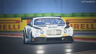 Assetto Corsa Competizione - Bentley Continental GT3 at Misano World Circuit