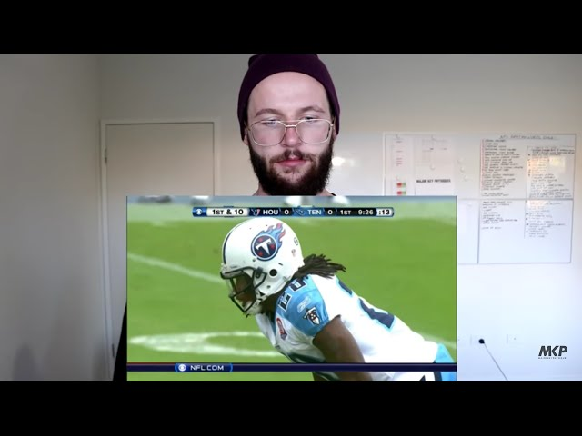 Rugby Player Reacts to CHRIS JOHNSON CJ2K NFL Career Highlights!