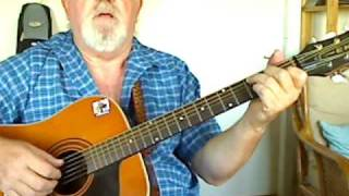 guitar: finger picking tutorial #1