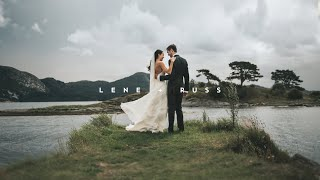 Very emotional wedding (this will make you cry!) of Lene & Russ in Norway (Phoria - Loss)