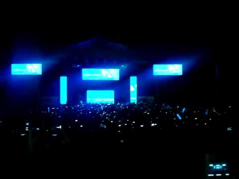Dash Berlin Six Flags Mexico - Intro