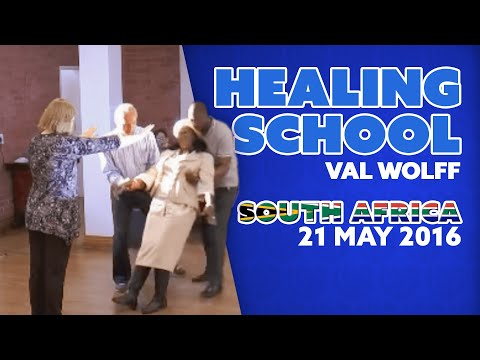 Healing & Deliverance School : 21 May 2016 : Durban South Africa