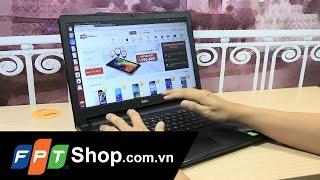 FPT Shop - Đánh giá nhanh - Dell Vostro V3558 thumbnail