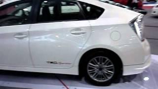 Prius TRD Sportivo in Motor Show 2011