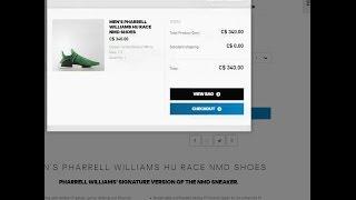 adidas.ca cart jacked