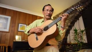 Bi Hài Kịch - (Nhạc Phạm Duy; thơ Thái Luân); guitar and voice: Hoàng Ngọc-Tuấn