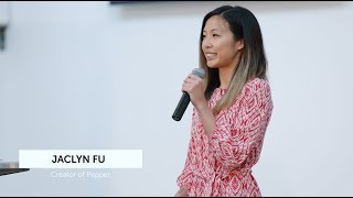 Pepper Pitch at StartupFuse Pitch Battle: Women Who Startup Edition 2017