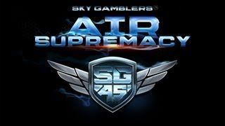 Sky Gamblers: Air Supremacy - iPad 2 - HD Tutorial (Control your Plane) Gameplay Trailer