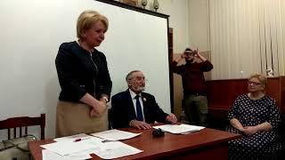 Фрязино: Эмилия Слабунова про закрытие центральной Библиотеки наукограда Фрязино