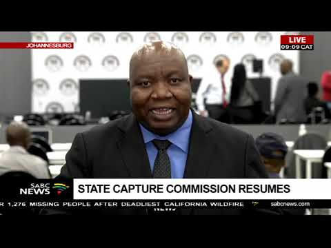 Gordhan to testify at state capture inquiry