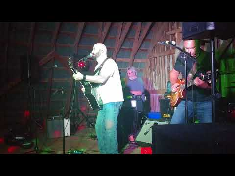 Merle Haggard (cover) Footlights by Avery Glenn Crabtree Band Live