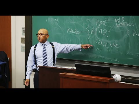 African-Americans, Law Schools and the LSAT, with Professor