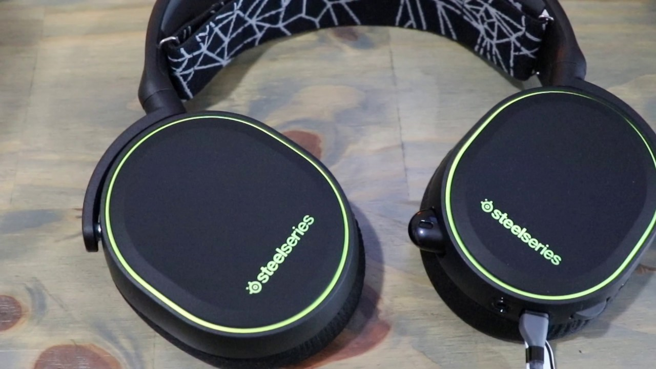 STEELSERIES ARCTIS 5 REVIEW FOR CONSOLES BEST GAMING HEADSETMUST WATCH YouTube