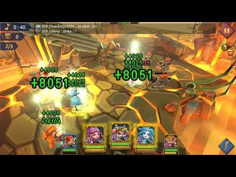 Lords Mobile 7-12 Elite Tutanchamon Rasti