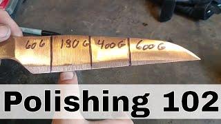 Polishing 102: How to Buff and Polish Metal