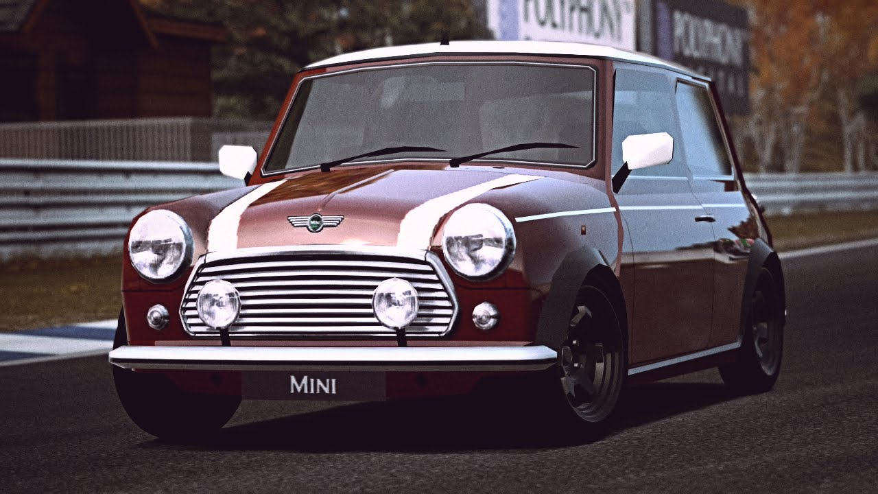 GT6 Mini Cooper 13i 98